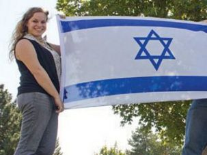 High Plains Hillel: Rachel Hunt and Tim Hanna are leaders of the tiny Jewish community at South Dakota State University.