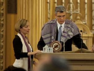 Step to Pluralism: Rabbis from the reform movement, of which Rabbi Rick Jacobs is leader, has received Israeli government salaries for the first time.