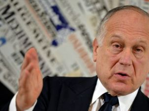 World Jewish Congress leader Ronald Lauder says anti-Semitism is worse now than at any time since World War II.