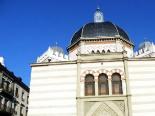The Beth Yaakov, or Grande, Synagogue in Geneva