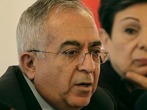 Controversial Figure: Palestinian Finance Minister Salam Fayyad has reportedly submitted his resignation amid infighting in Ramallah. But Mahmoud Abbas is being urged to keep him on board as peace talks haltingly move forward.