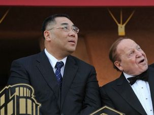 Touchy Subject: Sheldon Adelson raised hackles in China with his testimony about the power of organized crime on the gambling paradise island of Macau.