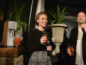 Scarlett Johansson and SodaStream CEO David Birnbaum discuss the controversial home-beverage product.