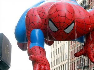 Let My People Park! After protests from Orthodox Jews, New York City has agreed to shift the schedule of filming for the ?Spider-Man? sequel from Passover.