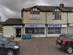 """The iconic """"Titanics"""" kosher deli in Manchester, England, has closed for good."""