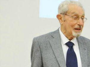 Vittorio Dan Segre was one of the grand old men of contemporary Italian Jewry.