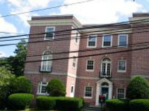 Wesleyan?s Jewish program house, known as The Bayit.