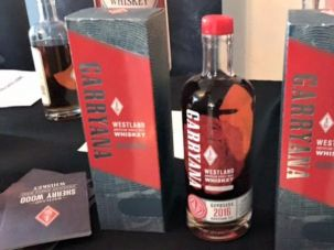 Garryana from Westland Whiskey is a spicy, rich single malt from the Seattle distillery.
