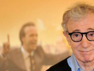 Hitting Back: Woody Allen blamed MIa Farrow for engineering child abuse accusations against him ? and accused her of lying about a decades-old affair with Frank Sinatra.