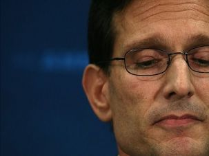 Don't Laugh Now: Eric Cantor's misery should be a scary sign of things to come for Democrats as well as Republicans.