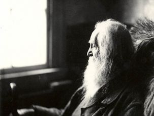Inspiring and Influential: Whitman was an iconic figure for Jewish immigrant poets living in New York at the turn of the century.