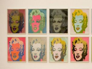 Beautiful Faces : Andy Warhol?s many punims of Marilyn Monroe