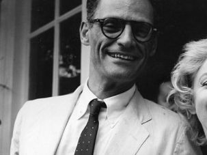 Blond on His Arm: Playwright Arthur Miller?s relationship with starlet Marilyn Monroe was long seen as the paradigm for intermarriage. Not any more.