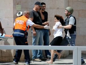 Bank Rampage: Israeli woman is freed during hostage drama and shooting spree sparked by a man?s failure to access cash in the town of Beersheva.