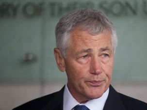 Top Gun: Chuck Hagel announced a massive new arms sale to Israel, designed to maintain the nation?s air superiority over its neighbors.
