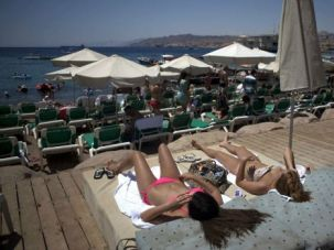 Paradise in Crosshairs: Eilat is Israel?s laid-back window on the Red Sea. Security experts fret that it is way too close to jihadi safe havens in Saudi Arabia for comfort.