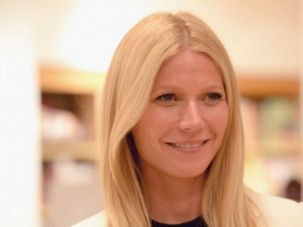Gwyneth Paltrow, political enigma.