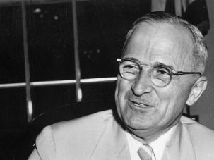 Harry Reassessed: A new book by The New Republic senior editor John Judis says Harry Truman man not have been as pro-Israel as many believed.