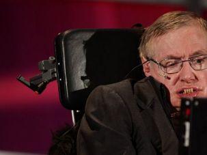 Phycisist Stephen Hawking