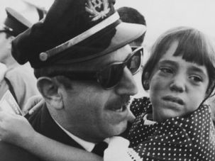 Reunited: Israeli pilot is reunited with family after being freed from hijacking and hostage drama in 1968. A Palestinian convicted in the attack will be deported from Canada after a long legal case.