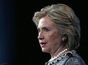 Hillary Clinton is strong, smart and doesn't whine when she makes mistakes.
