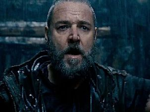 Ark Angel: Russell Crowe plays an obsessive, zealous Noah in Darren Aronofsky?s film.
