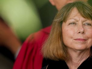 Stand Her Ground: Fired New York Times editor Jill Abramson is not backing down in her feud with publisher Arthur Sulzberger. And she's not getting rid of her famed 'T' tattoo, either.