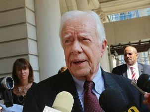 Former President Jimmy Carter has irked Yeshiva alumni with his criticism of Israel. But an honor for Rabbi Hershel Schachter, who used a racial slur to describe blacks, hasn?t drawn nearly the same controversy.