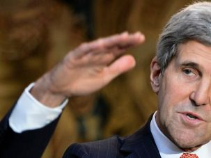 Man With a Plan: Frustrated by a lack of progress, John Kerry plans to put forward a peace plan of his own to try and jump start the talks.