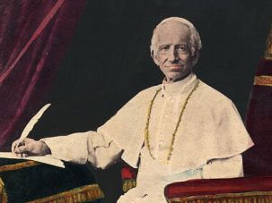 Lion of Rome: Pope Leo XIII was a progressive pontiff during the turn of the 20th century. A new pope might choose that name to signify a liberal bent.