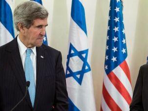 Gloomy Outlook: John Kerry meets with Israeli Prime Minister Benjamin Netanyahu as he seeks to jumpstart Middle East peace talks.