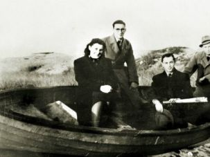 Heroic Escape: A Jewish family lands in Sweden after escaping from Denmark as Nazis prepared crackdown in 1943.