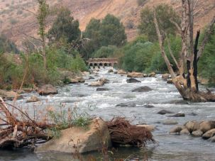 ?Yarden Harari?: The Jordan is one of four ?yar? rivers in the region.