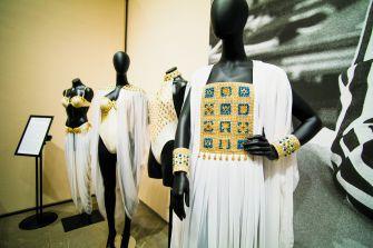 Wrap Star: 'What's Under Your Pareo' at JCC Manhattan spotlights Lea Gottlieb's designs.