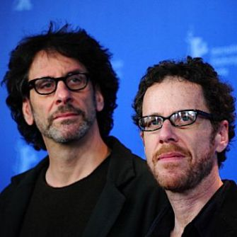 Filmmakers and brothers Joel Coen (left) and Ethan Coen (right)
