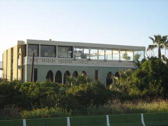 Faculty Club:  The Green Villa.
