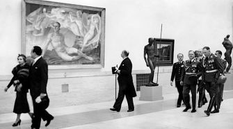 Art Attack: In 1937, the notorious 'Degenerate Art' exhibition signaled the Nazis' full-out assault on modernist tendencies in the visual arts.