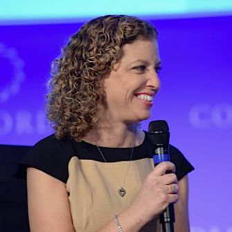 Pioneer: Debbie Wasserman Schultz was the first Jewish congresswoman elected from Florida.