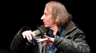 Hitting a Nerve: Houellebecq's novel is currently the top-selling book in France.