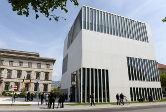 Scene of the Crime: Munich's museum is located on the former site of Nazi party headquarters.