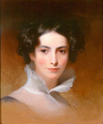 Artistocrats: Rebecca Gratz (1781-1869) is remembered as the patron saint of Philadelphia Jewry.
