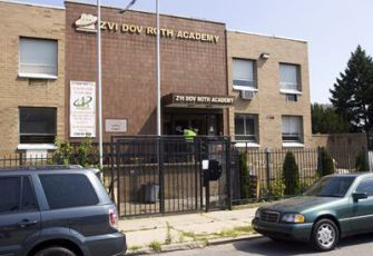 Church and State: A yeshiva in Brooklyn will also house a new publicly funded Hebrew-language school that is creating debate.