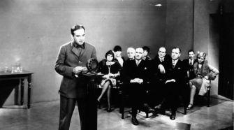 Al Jolson, 1930.