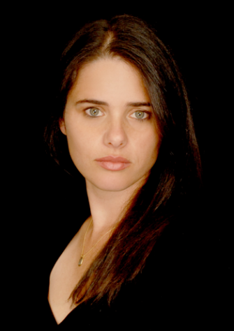 Rising Star: Shaked's political awakening happened in the army.