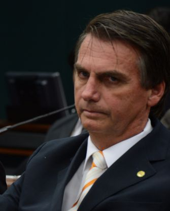 Man Of The People: 'I wouldn't rape you because you're not worthy of it,' Bolsonaro told a fellow lawmaker who accused him of rape. Recent polls put him in second place as a presidential contender in 2018.