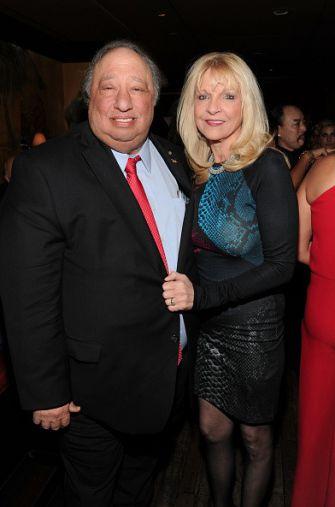 John Catsimatidis and his wife.
