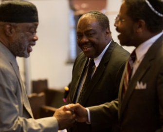 Chief Rabbi: Rabbi Capers Funnye, chief rabbi of the Israelite Board of Rabbis, has encouraged congregants to get involved in peaceful social justice movements, including Black Lives Matter.