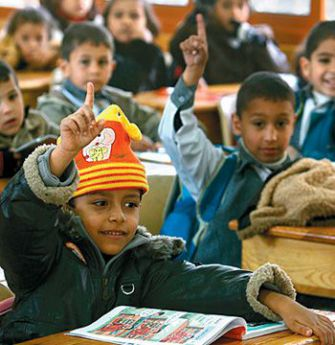 Who Can Name Our Oppression?: Schoolchildren represent the best hope of peace in the region.