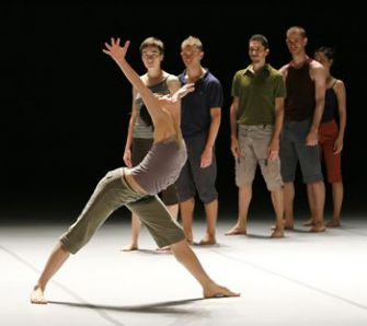 Reaching Out and Pulling Back: The Batsheva Dance Company in action.