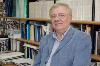 Professor Daniel Bar-Tal, founder of Save Israel, Stop the Occupation
